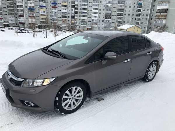 Honda Civic, 2012 год, 755 000 руб.