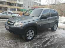 Омск Niva 2015
