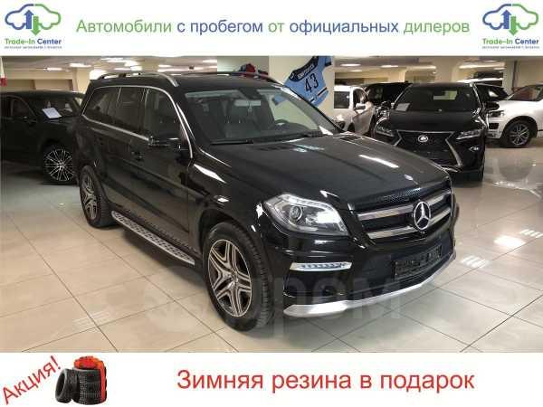 Mercedes-Benz GL-Class, 2013 год, 2 180 000 руб.