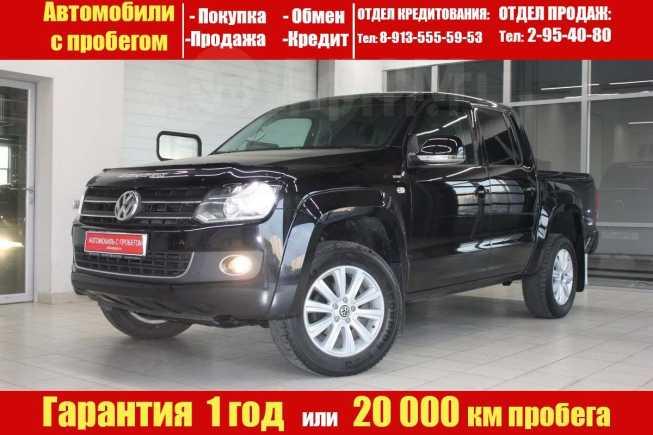 Volkswagen Amarok, 2013 год, 1 199 000 руб.