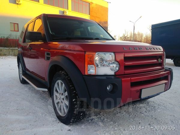 Land Rover Discovery, 2008 год, 755 000 руб.