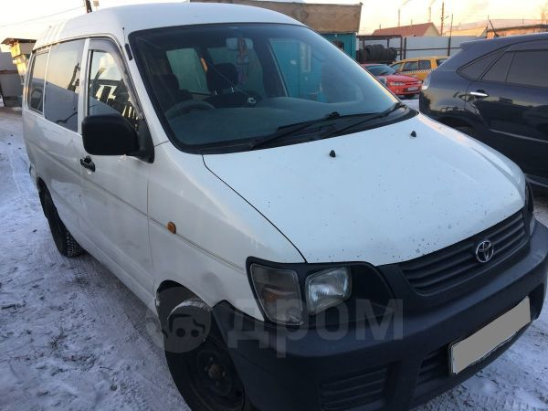 Toyota Town Ace, 2002 год, 245 000 руб.