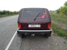 Саяногорск 4x4 2121 Нива 2013
