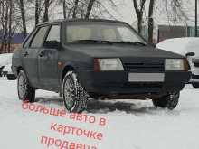 ВАЗ (Лада) 21099, 2002 г., Тюмень