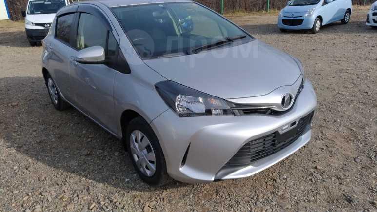 Toyota Vitz, 2014 год, 490 000 руб.