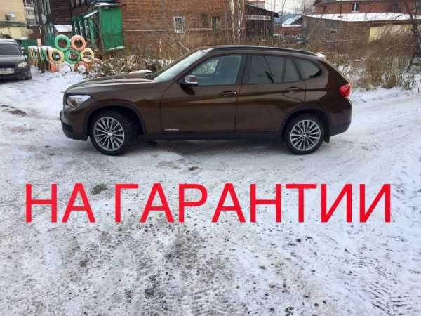 BMW X1, 2013 год, 1 040 000 руб.