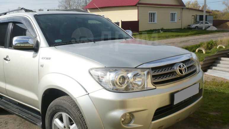 Toyota Fortuner, 2008 год, 1 165 000 руб.