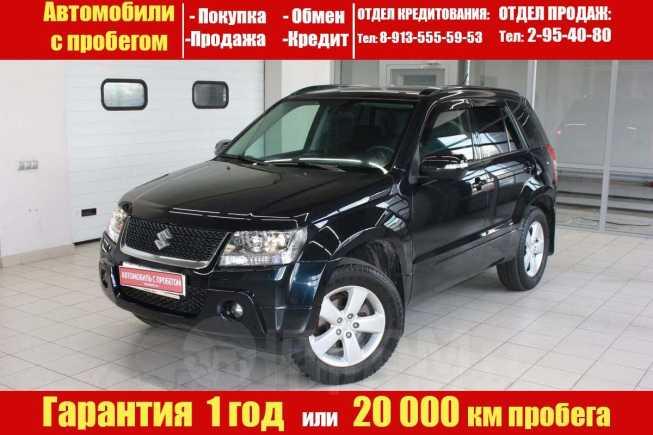 Suzuki Grand Vitara, 2010 год, 757 000 руб.