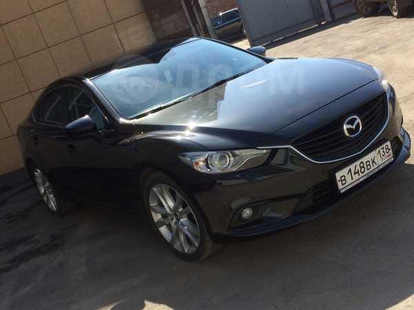 Mazda Mazda6, 2014 год, 1 185 000 руб.