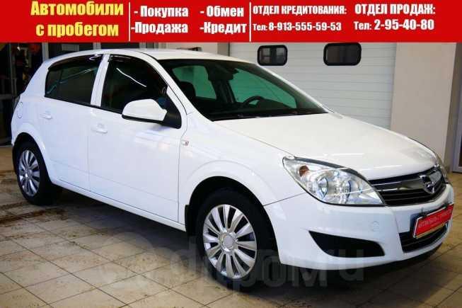 Opel Astra, 2011 год, 398 000 руб.
