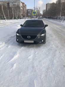 Томск Mazda6 2012