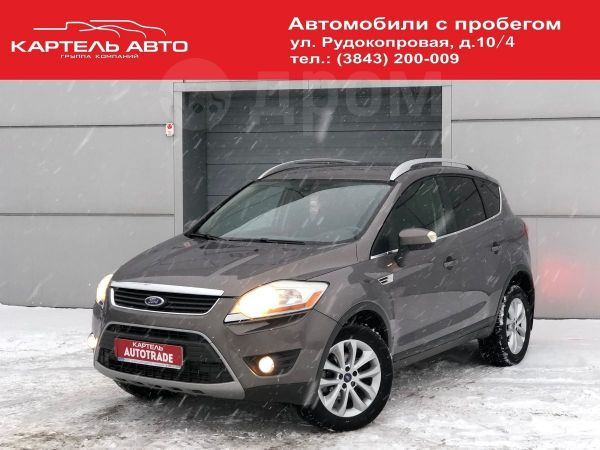 Ford Kuga, 2012 год, 780 000 руб.