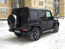 Екатеринбург G-Class 2012