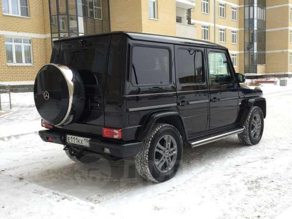 Mercedes-Benz G-Class, 2012 год, 3 990 000 руб.