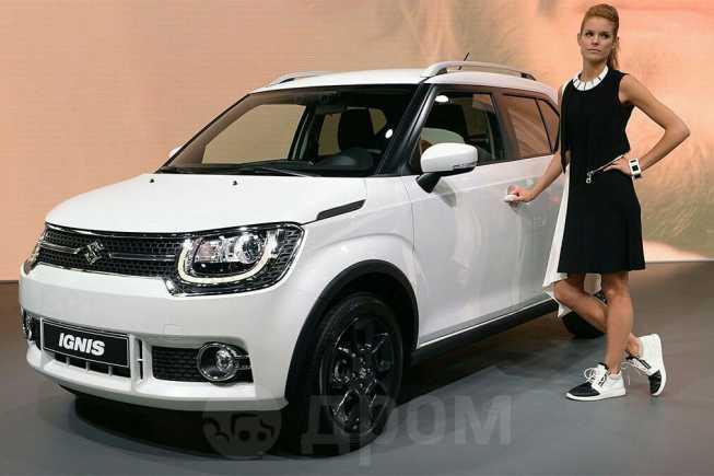 Suzuki Ignis, 2016 год, 680 000 руб.
