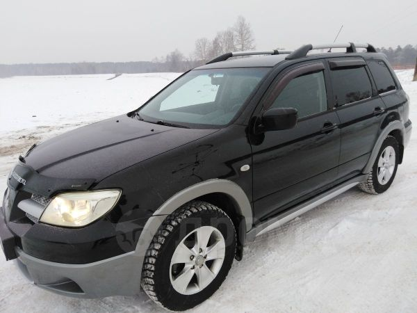 Mitsubishi Outlander, 2005 год, 517 000 руб.