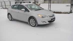 Opel Astra, 2011 г., Красноярск
