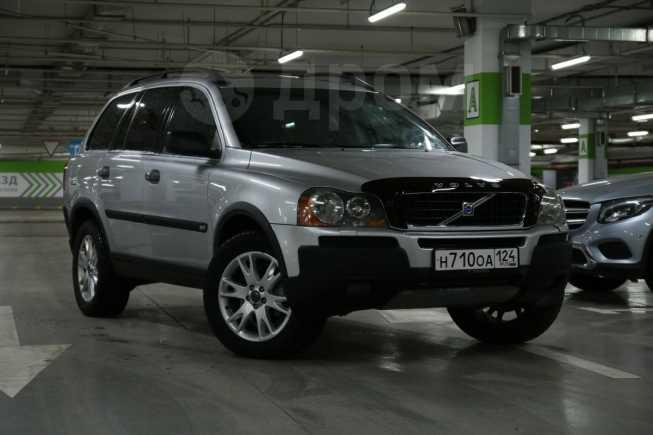Volvo XC90, 2003 год, 418 000 руб.