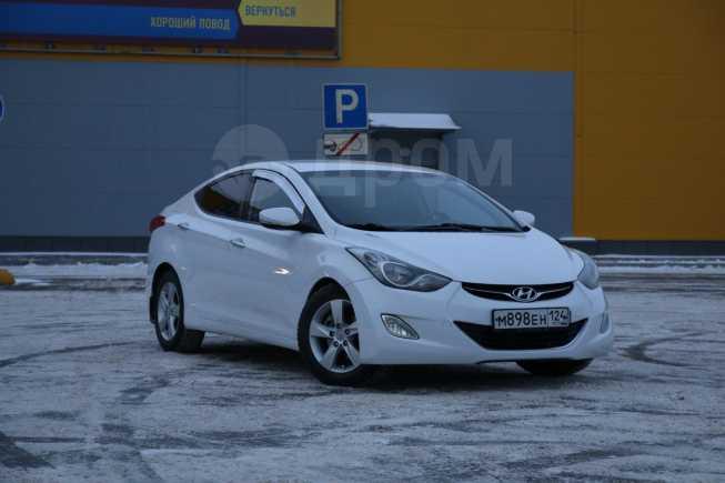 Hyundai Avante, 2011 год, 578 000 руб.