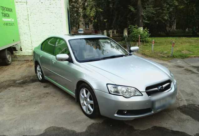 Subaru Legacy, 2004 год, 460 000 руб.