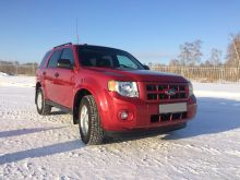 Ford Escape, 2010 г., Омск