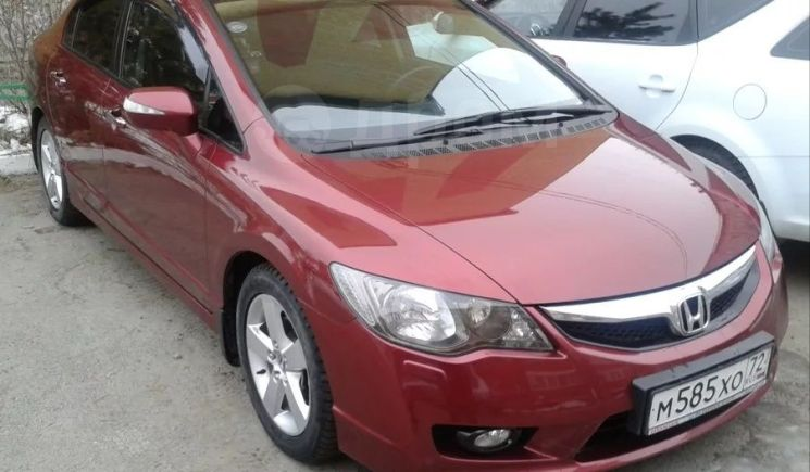 Honda Civic, 2006 год, 470 000 руб.