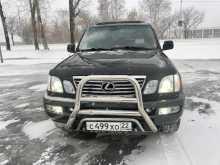 Барнаул Lexus LX470 2006