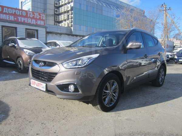 Hyundai ix35, 2014 год, 1 099 000 руб.