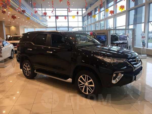 Toyota Fortuner, 2018 год, 2 770 000 руб.