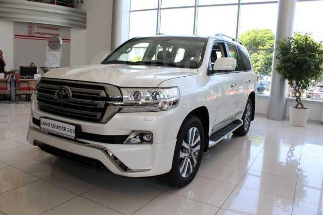 Toyota Land Cruiser, 2018 год, 5 361 000 руб.