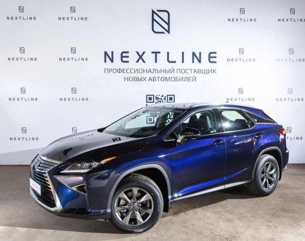 Lexus RX300, 2018 год, 3 145 000 руб.