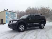 Кемерово Pathfinder 2011