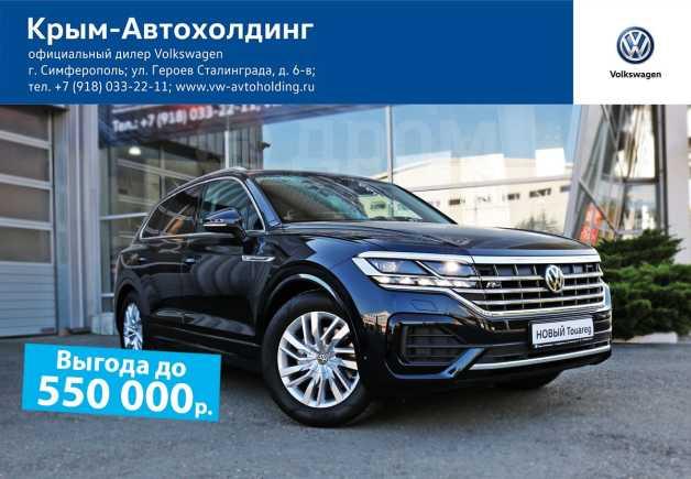 Volkswagen Touareg, 2018 год, 4 515 000 руб.