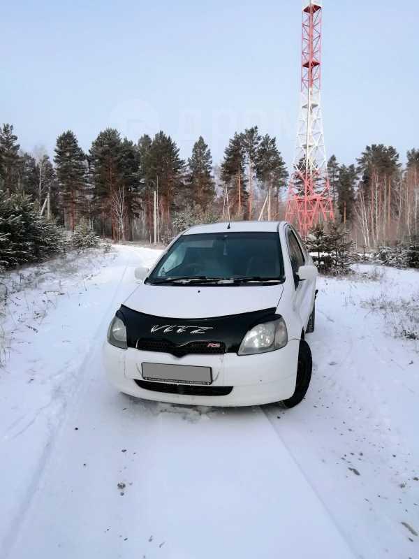 Toyota Vitz, 2001 год, 275 000 руб.
