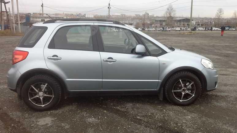 Suzuki SX4, 2010 год, 490 000 руб.