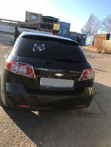 Chevrolet Lacetti, 2007 г., Хабаровск
