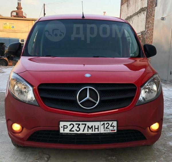 Mercedes-Benz Citan, 2013 год, 690 000 руб.