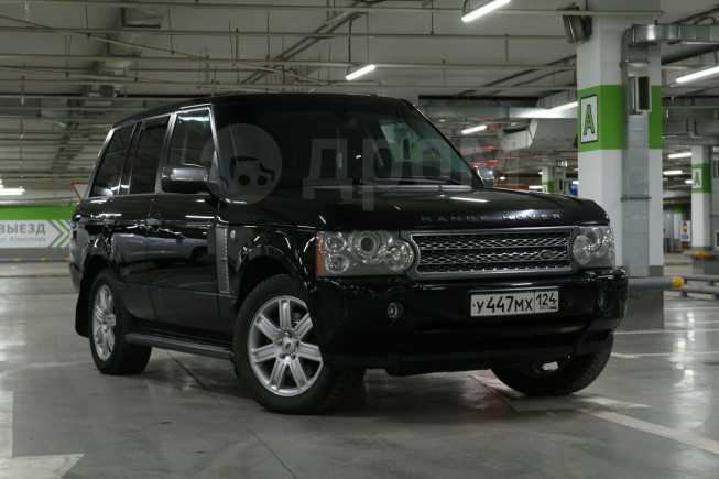 Land Rover Range Rover, 2007 год, 758 000 руб.