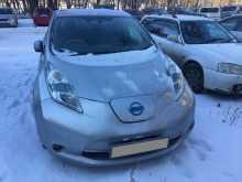 Хабаровск Nissan Leaf 2011