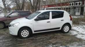 Омск Sandero 2011