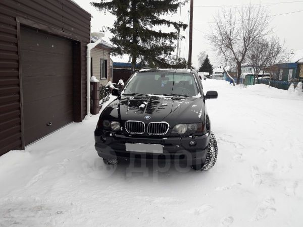 BMW X5, 2003 год, 630 000 руб.