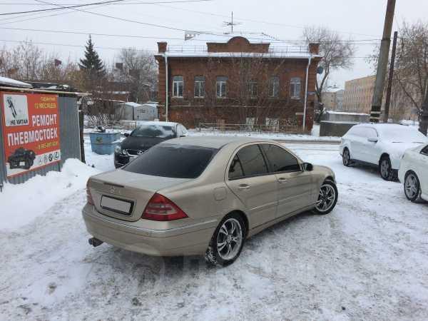 Mercedes-Benz C-Class, 2003 год, 410 000 руб.