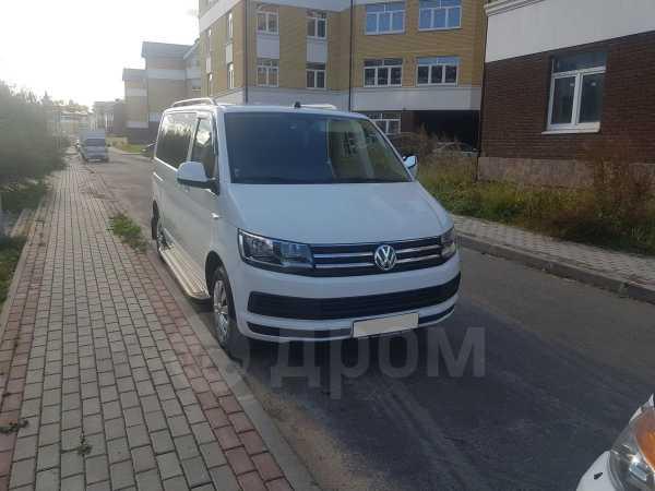 Volkswagen Caravelle, 2017 год, 2 000 000 руб.