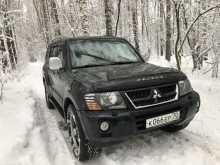 Томск Pajero 2005