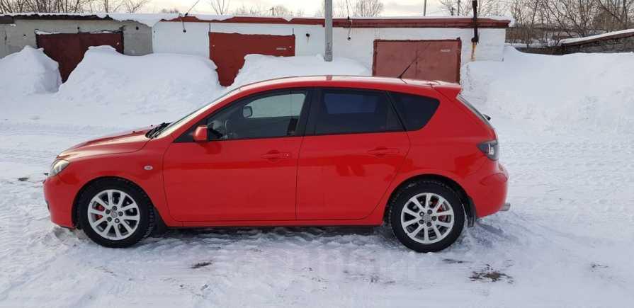 Mazda Mazda3, 2008 год, 383 000 руб.