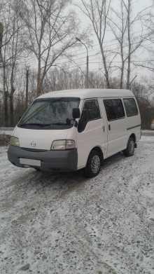 Красноярск Bongo 2002