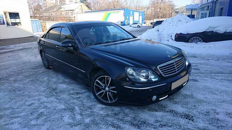 Mercedes-Benz S-Class, 1999 год, 499 999 руб.