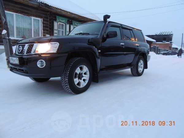 Nissan Patrol, 2009 год, 890 000 руб.