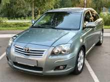 Омск Avensis 2008