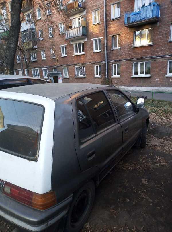 Daihatsu Charade, 1989 год, 20 000 руб.